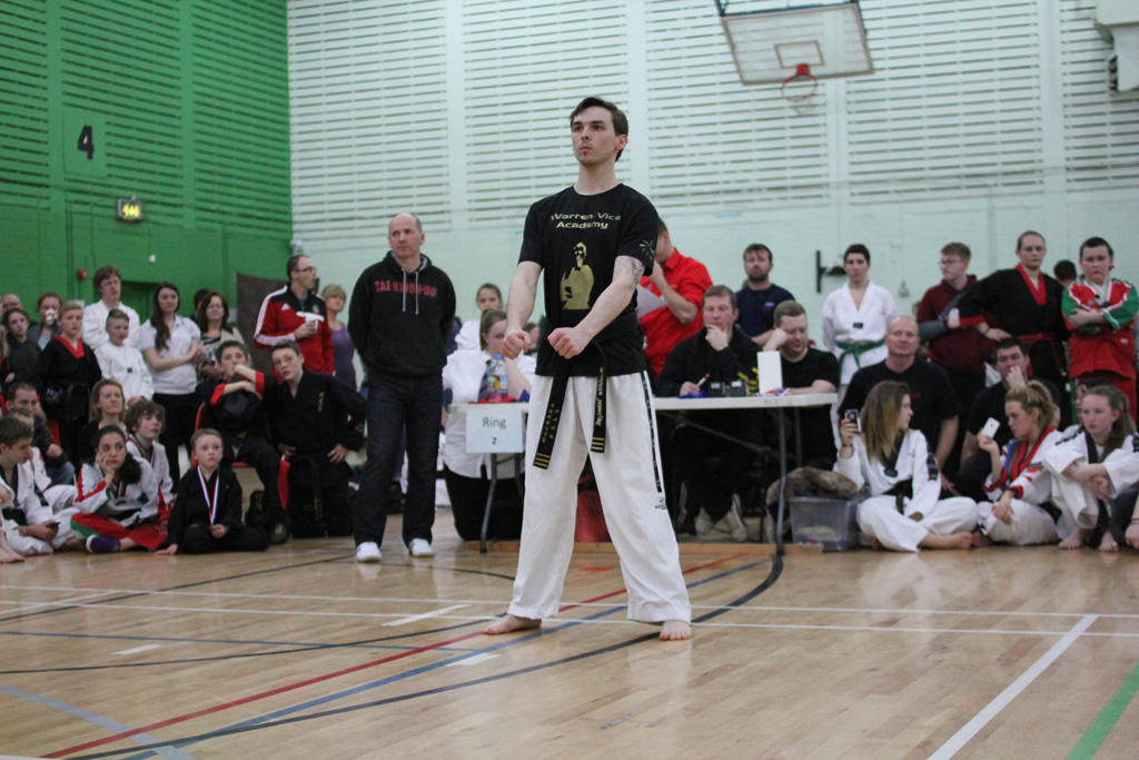 North Wales Tournament - Sefton Tae Kwon-Do
